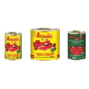 Polpa di Pomodoro e Pomodorini